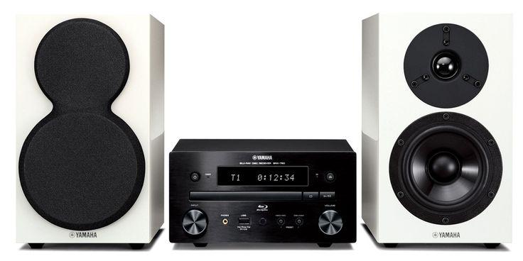 Yamaha MCR-755 -3D-Blu-ray-stereosarja.
