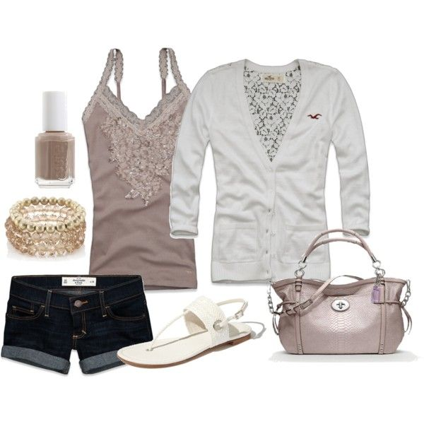 .Abercrombie Outfits, Fashion Outfit, Bbs25 Polyvore, Clothing, Untitled 141, Summer Night, Spring Outfit, Polyvore Fashion, Dreams Closets