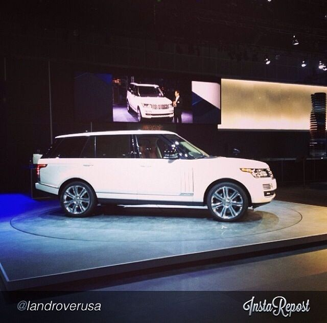 "by @Land Rover USA ""Meet the new #RangeRover #LongWheelBase #AutobiographyBlack. It delivers a highly sophisticated ambiance with superior attention to detail. - Gerry McGovern, Global Design Director"" via @InstaReposts #landroverpalmbeach http://www.landroverpalmbeach.com/"