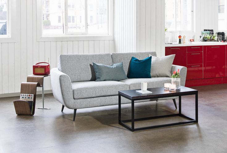 Smile Day by Furninova #kruunukaluste #ainain #homedeco #scandinavianhomes #interior #inspiration #interiordesign #homeinspiration #sisustus #sisustusinspiraatio #sisustusidea #modern  #retro #sofa #livingroom