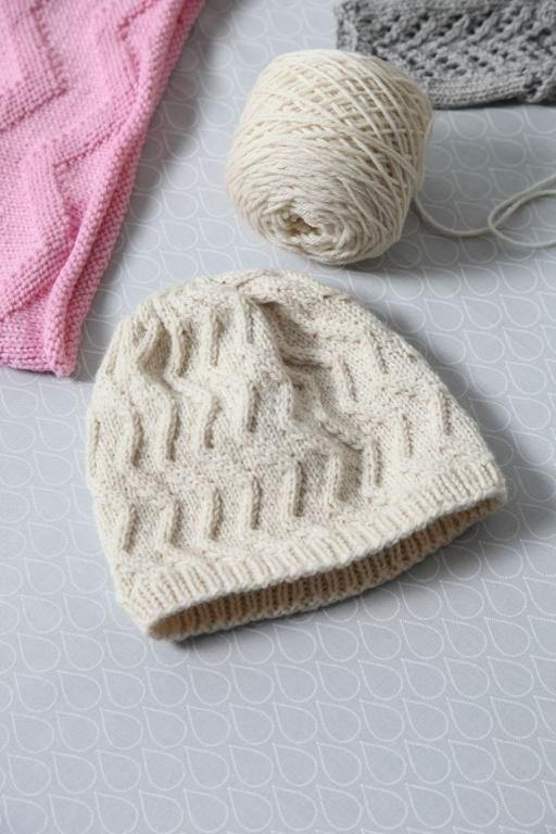 Chevron Knitting: Tips for Enviable Zigzags