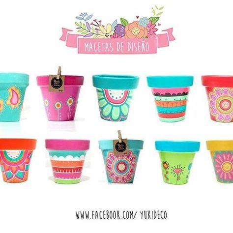 ➡ Desde hoy   SUPER PROMOO PACK X 10  MACETAS PINTADAS  Ideal revendedores!!! APROVECHA Y LLEVALAS EN EL TAMAÑO QUE ELIJAS!! Consulta :) :) #macetaspintadas #promo #color #diseño #deco #garden #home #objetosdediseño #diseño #macetas #cactus #homesweethome #decoracion #homedecor