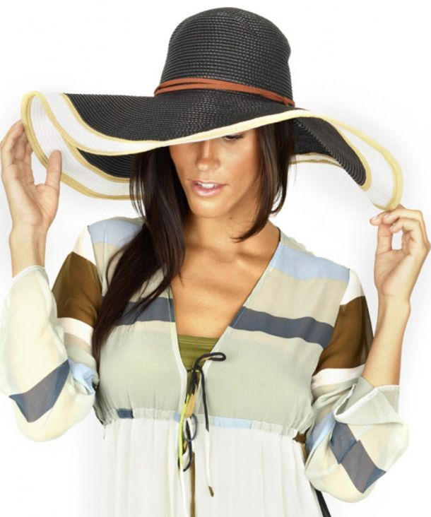 hats for women | ... Considered When Buying Sun Hats For Women : Big Sun Hats