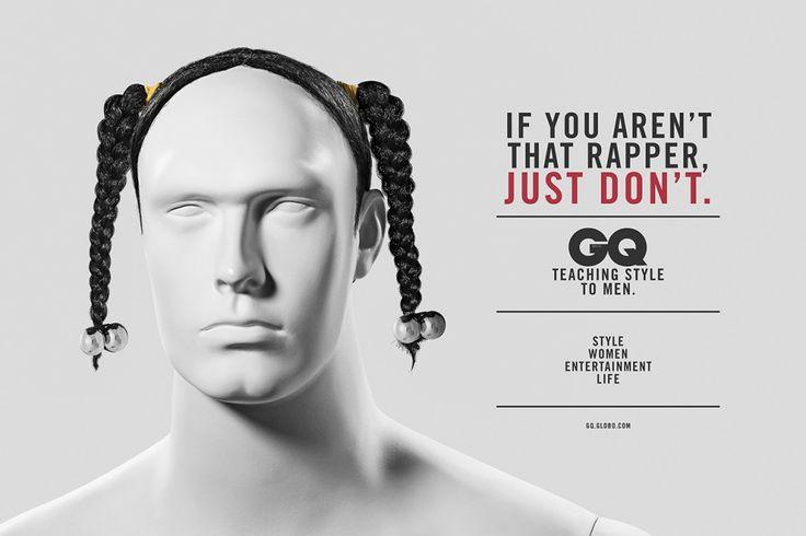 GQ teaching style to men
