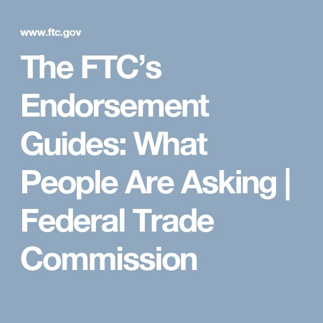 an introduction to the federal trade commission ftc Start studying ch 21 federal trade commission rules learn vocabulary, terms, and more with flashcards, games, and other study tools.