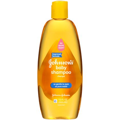 babies have all the beauty secrets! i wash my hair with this like once a week.