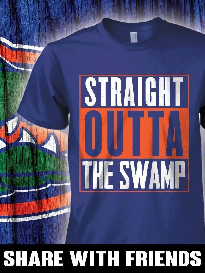Straight Outta The Swamp :-)