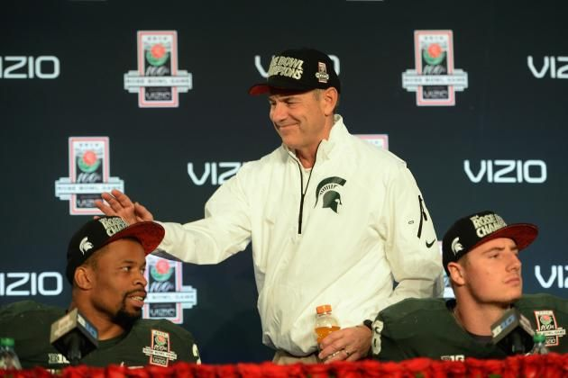 Mark Dantonio, Michigan State