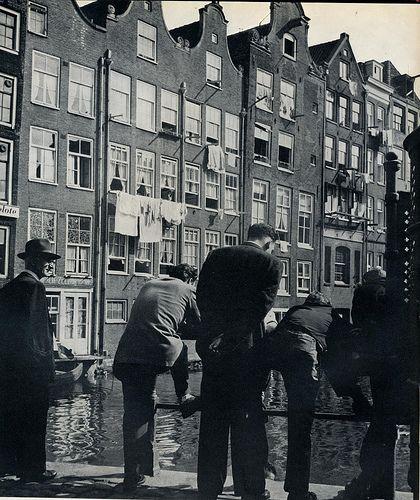 Kees Scherer 24 uur Amsterdam, OZ Kolk 1957 | Flickr - Photo Sharing!