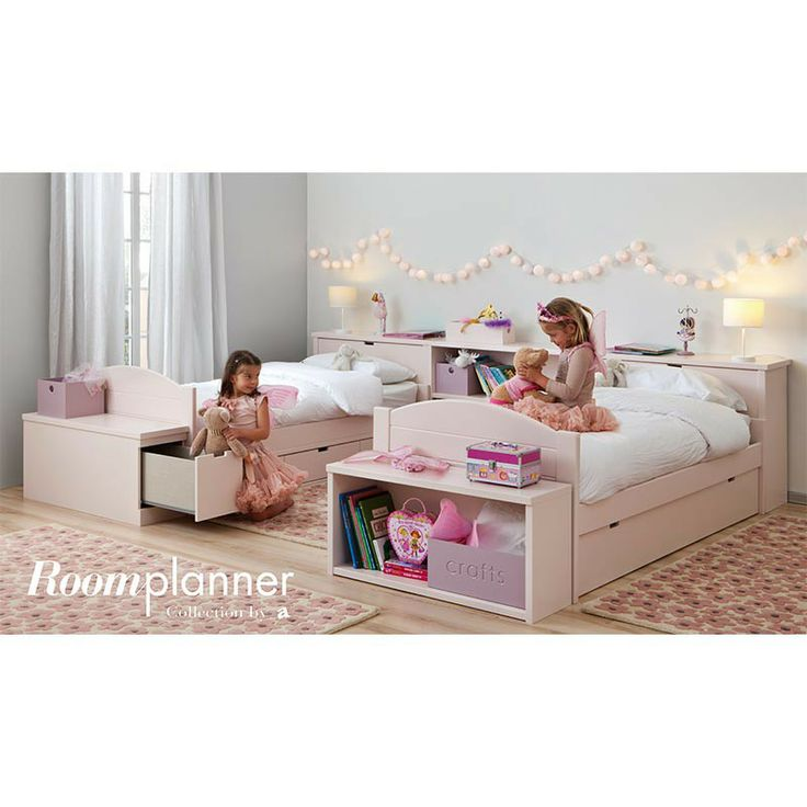 Chambre pour deux enfants gamme Redondela - Asoral http://www.machambramoi.com/meuble-chambre-pour-2-enfants/4917-chambre-pour-deux-enfants-gamme-redondela-asoral.html