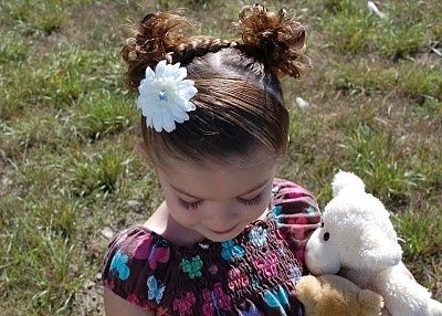 Super cute little girl hair styles