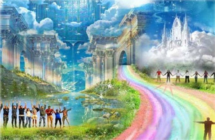 Золотой Век и Группы Света на Земле