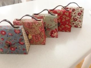 Bag in bag 小さなお裁縫バッグ