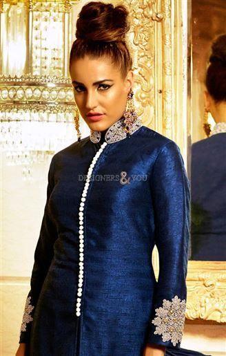 #Latestdesigns of salwar kameez dresses for #engagementfunction online