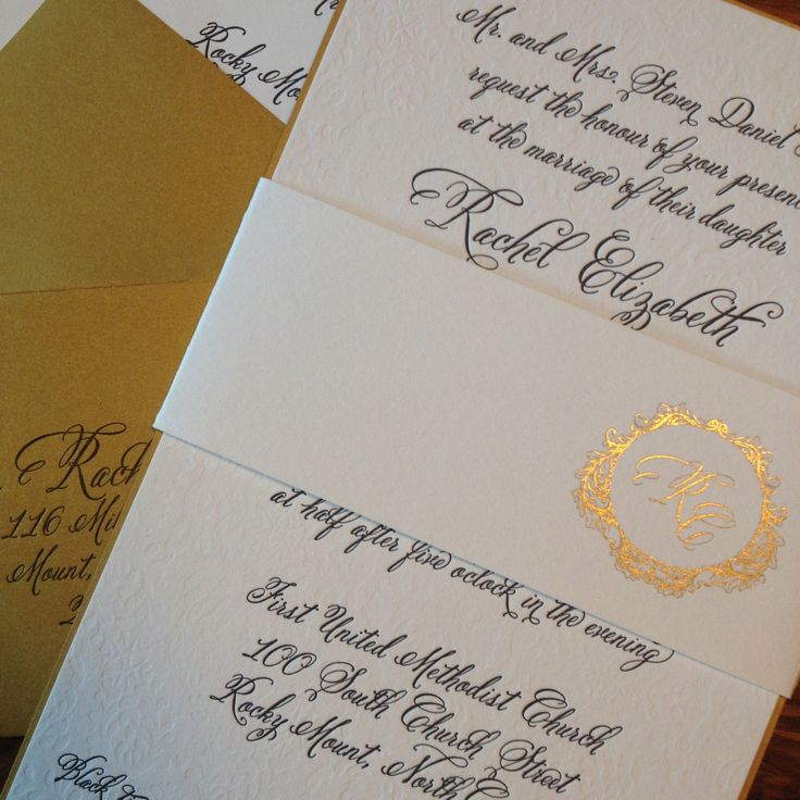letterpress wedding invites london%0A Felton letterpress wedding invitation from AliceLouise Press  Customize  yours with Paper Passionista