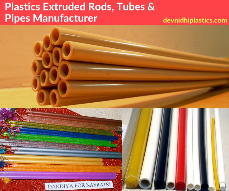 Devnidhi Plastics Pvt Ltd is leading Indian supplier of #Plastic Extruded #Rods, #Tubes and #Pipes Manufacturer for residential or commercial use in india.