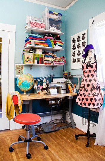 Small Desk Organization Workspaces