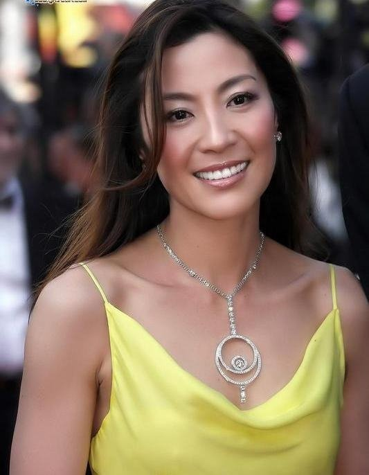 Michelle Yeoh - Wai Lin (Tomorrow Never Dies) as Wai Lin