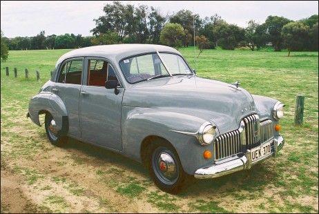 Holden 1948-1953 48-215 FX