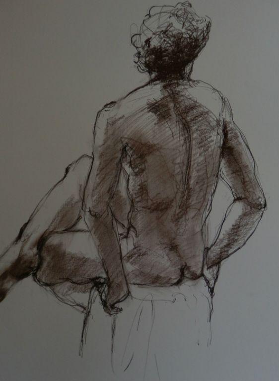 Charcoal by Lorna Panzenbock