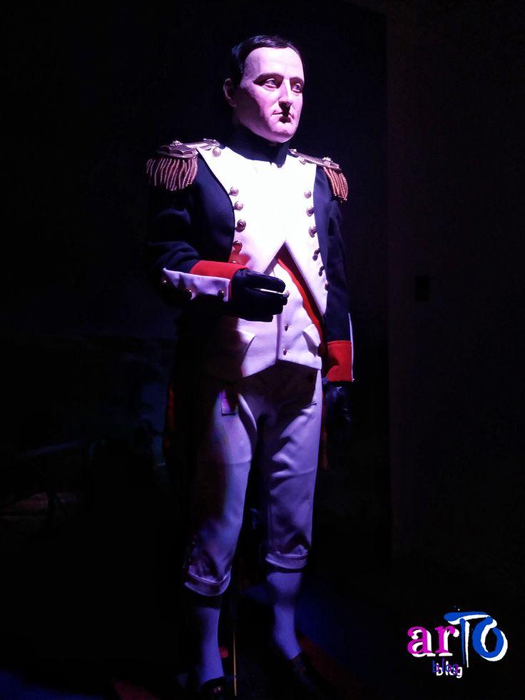 """Riproduzione del generale Napoleone (exhibition """"J'arrive. Napoleone Bonaparte"""" in Turin) #history #exhibition"""