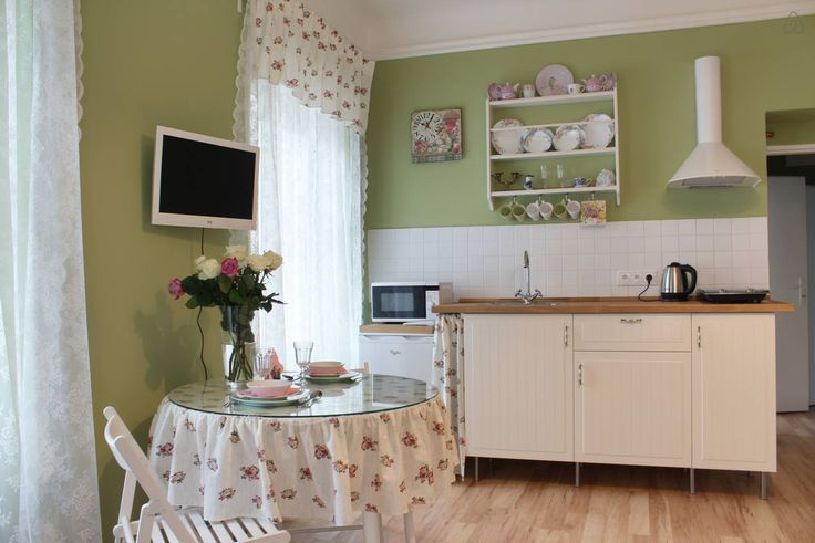 £27 per night Apartment in Prague, Czech Republic. New lovely cozy apartment! Tram stop next to the house, 4 mins walk from metro and bus, 10/15 to railway and centre.
