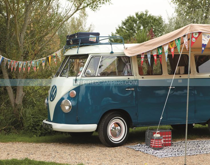 Campervan | VW Campervan rock up on a date in one of these and go traveling the uk shores = me hapoy bunny xx