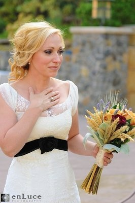 leigh allyn baker wedding vows #wedding
