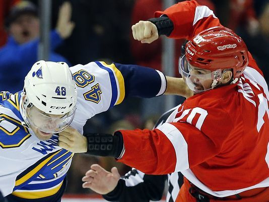 Drew Miller the latest example of Red Wings' toughness  http://www.freep.com/videos/sports/nhl/red-wings/2015/04/02/70837824/