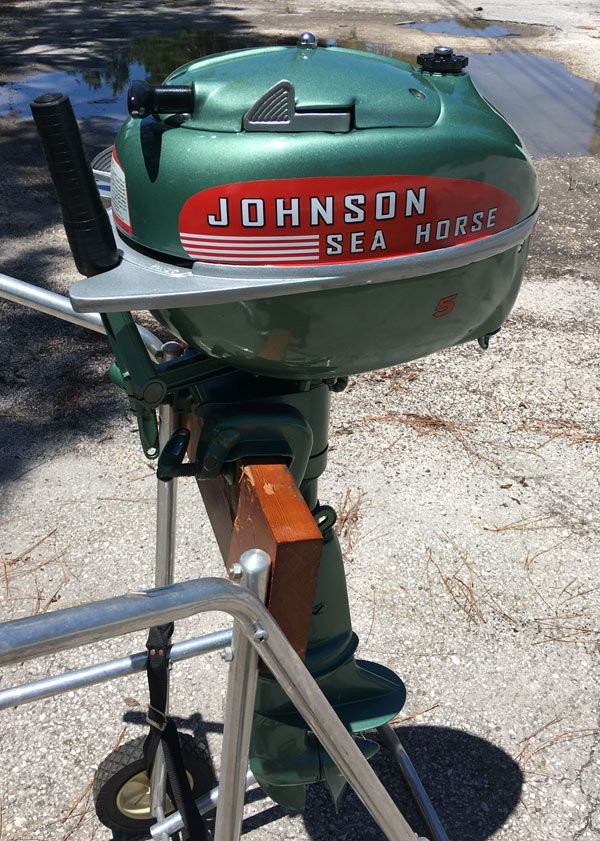 Small Outboard Motors For Sale >> Vintage Evinrude Classic Johnson Antique Mercury Outboards