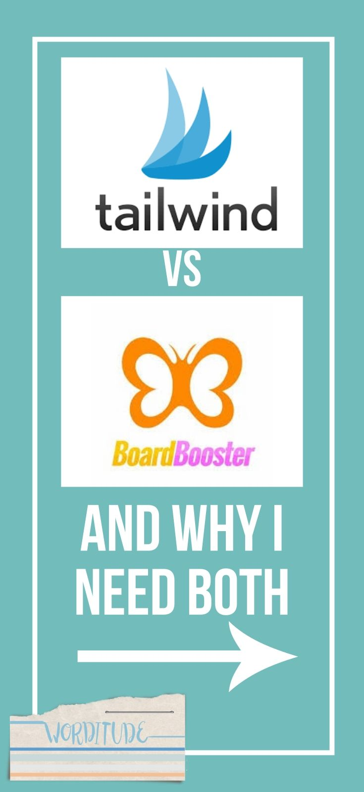 Tailwind vs BoardBooster | And why I can't manage without them. Pinterest scheduling tools, tips and ideas for bloggers, entrepreneurs, solopreneurs and small business owners. Pinning made easy.