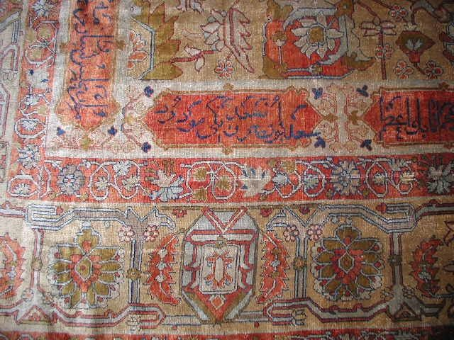 rugs by Barbara king | Rug size about 16'' X 10''. .It in very perfect condition | rugrabbit ...