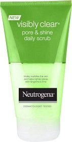 Neutrogena Visibly Clear Pore & Shine Scrub. 74:-