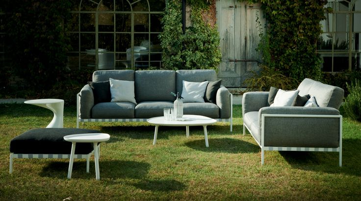 Parco Outdoor Collection by Zanotta