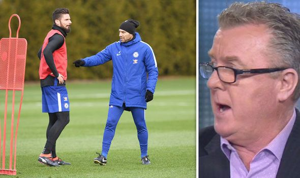 Chelsea news: Antonio Conte 100 per cent did not want to sign Olivier Giroud - Steve Nicol    via Arsenal FC - Latest news gossip and videos http://ift.tt/2E9z6T6  Arsenal FC - Latest news gossip and videos IFTTT