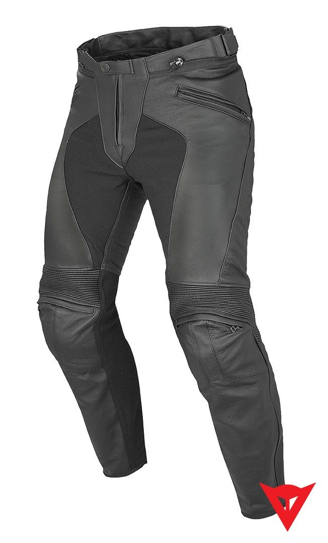 Dainese Leather Pants Pony C2 Pelle - front