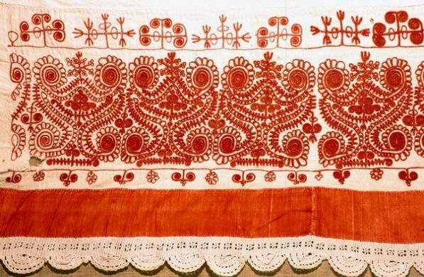 Блог - Традиционный русский костюм - Славянская культура