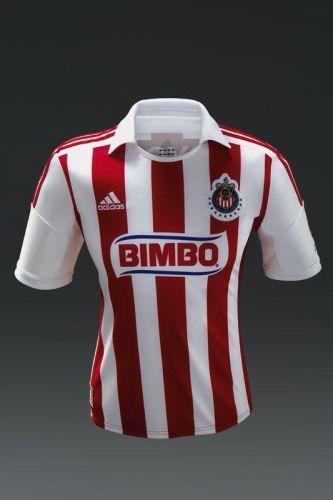 La nueva playera de Chivas 2012-2013 por elchuru1 - Jersey y Uniforme - Fotos de Chivas Guadalajara
