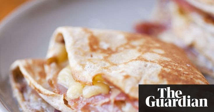 Nigel Slater's buckwheat galettes, crêpes with apples, and mache salad recipes | Life and style | The Guardian
