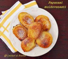 Papanasi moldovenesti - Lecturi si Arome