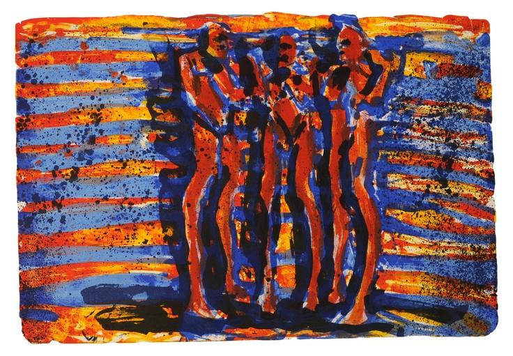 Frans Widerberg -  Tre mennesker