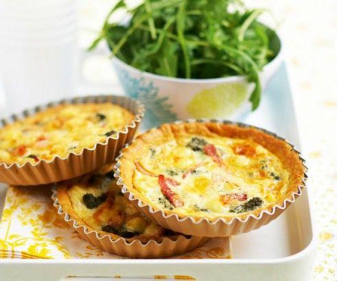 Tarte - recette facile printemps - Gourmand