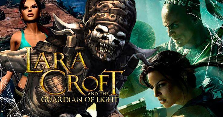 Castiga o licenta Lara Croft and the Guardian of Light