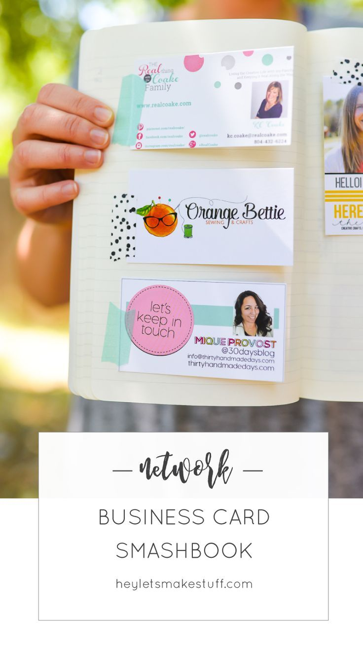 The 25+ best Organize business cards ideas on Pinterest ...