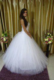 Fehér esküvői ruha (4. oldal) - Menyasszonyi ruha - eternityszalon.hu