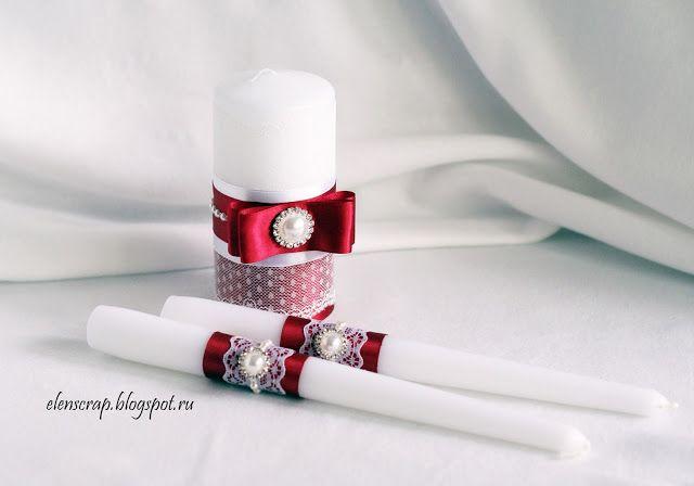 ...ЧудоСкрап...: Свадебный набор