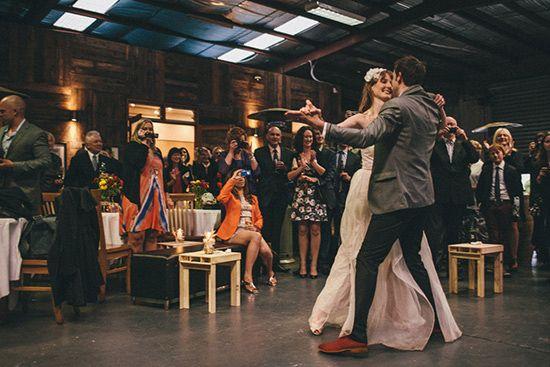 Leila and Matt's Footscray Autumn Wedding