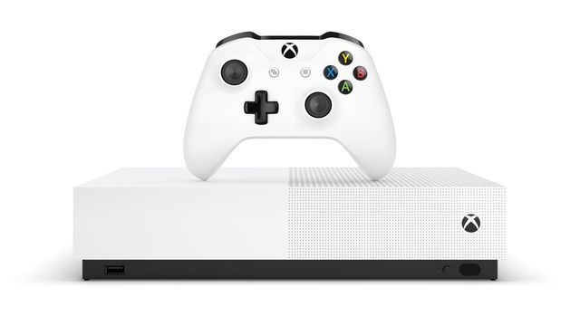 Xbox One S All Digital Edition Launches May 7 For 249 99 Gaming News Entertainment Xbox One S Xbox One Xbox One Bundle