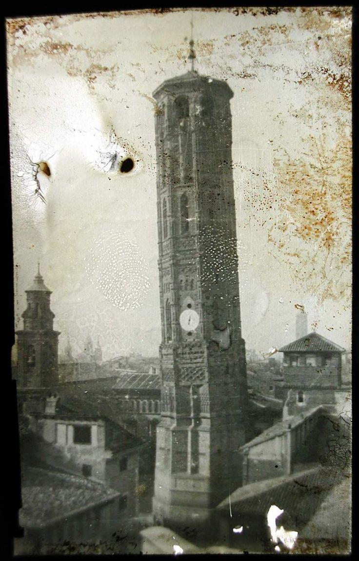 Torre Nueva, Zaragoza.