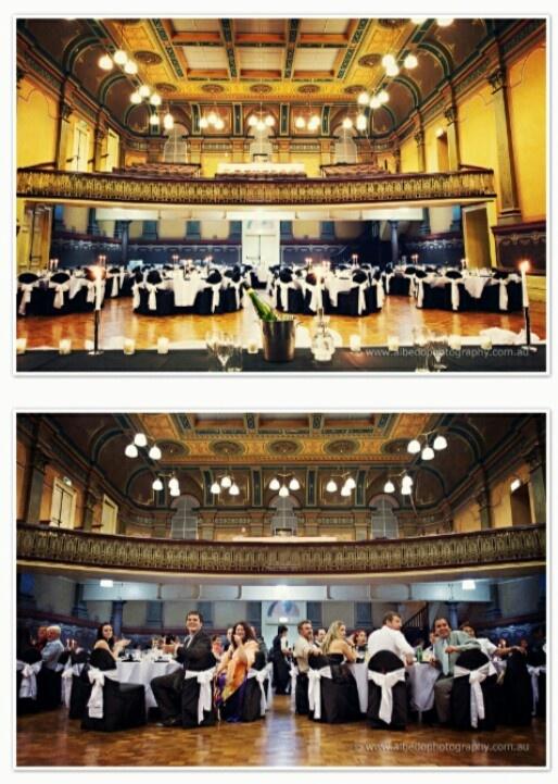 Fremantle Town Hall - ceremony?